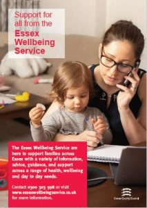 Link to Essex Wellbeing Service